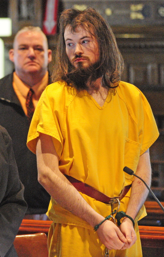 A Kennebec County judge will decide whether Leroy Smith III will be forced to take medication in the hope of making him fit to stand trial for the killing and dismemberment of his father.