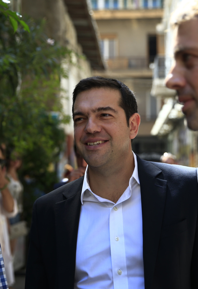 Syriza's Alexis Tsipras has alienated many former leftist allies while drawing ridicule from the Greek right.