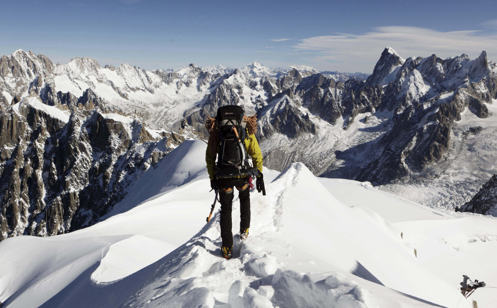 The area near Chamonix, France, is the birthplace of downhill skiing and a crucible for mountain climbers. The French government is trying to help towns at the heart of the lucrative tourism industry adapt to climate change.