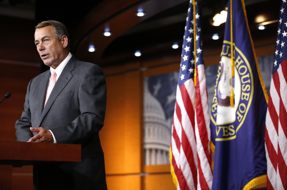 House Speaker John Boehner could never please his most conservative caucus members. Fiscal deals negotiated with President Obama produced more than $2 trillion in savings, but the far right painted his deals as sellouts.