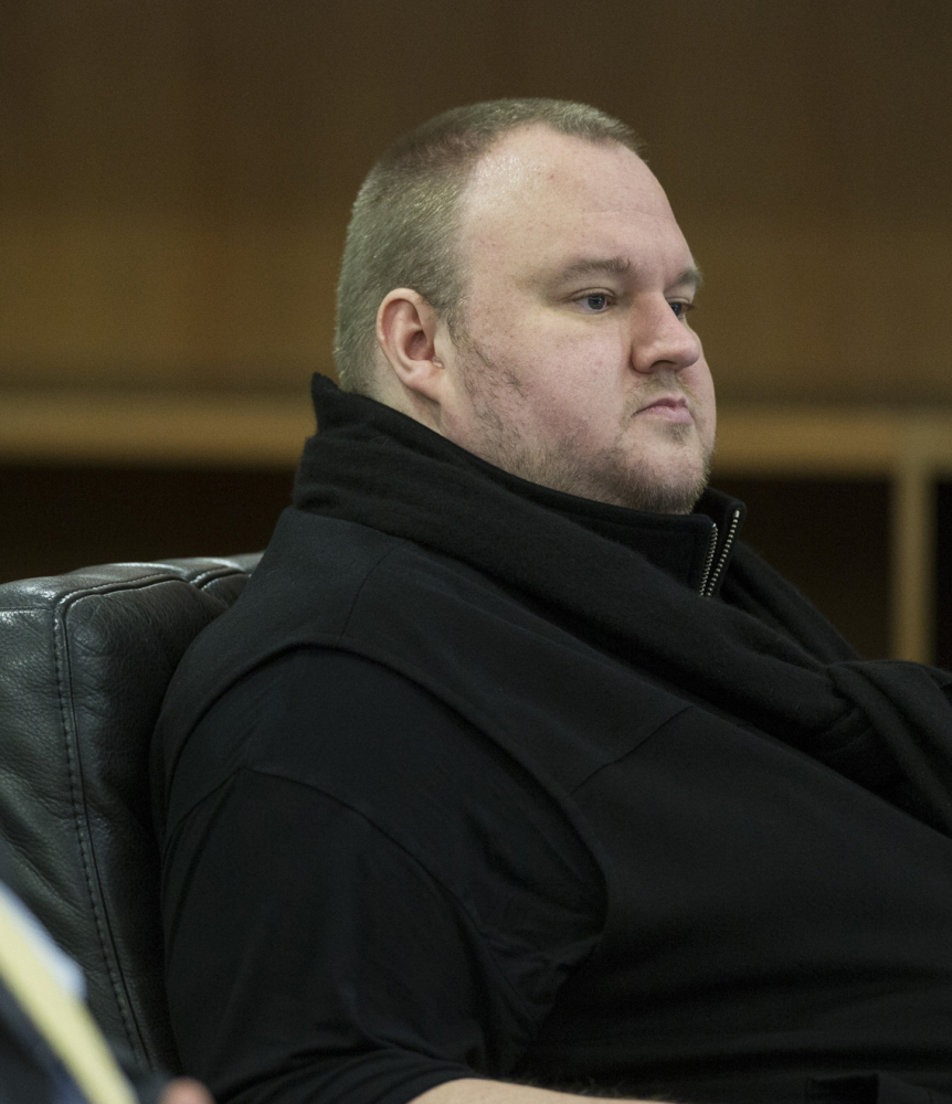 A New Zealand court is determining whether Megaupload founder Kim Dotcom will be extradited.