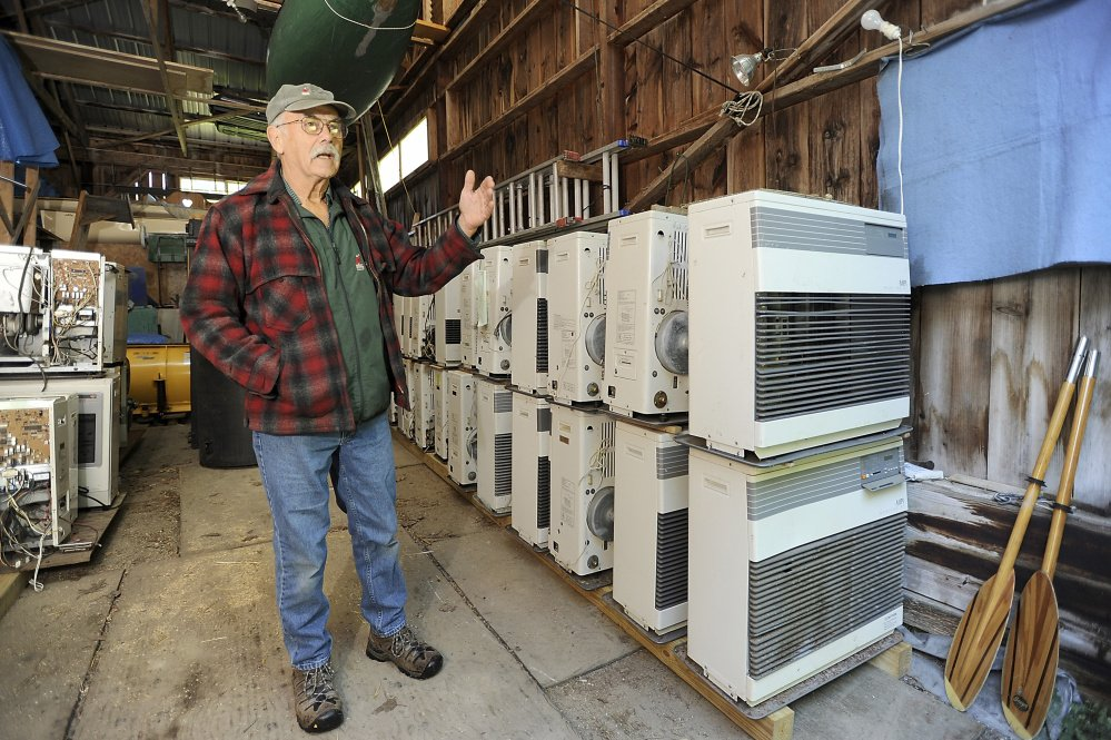 Servicers For Once Popular Monitor Heaters Dwindle The