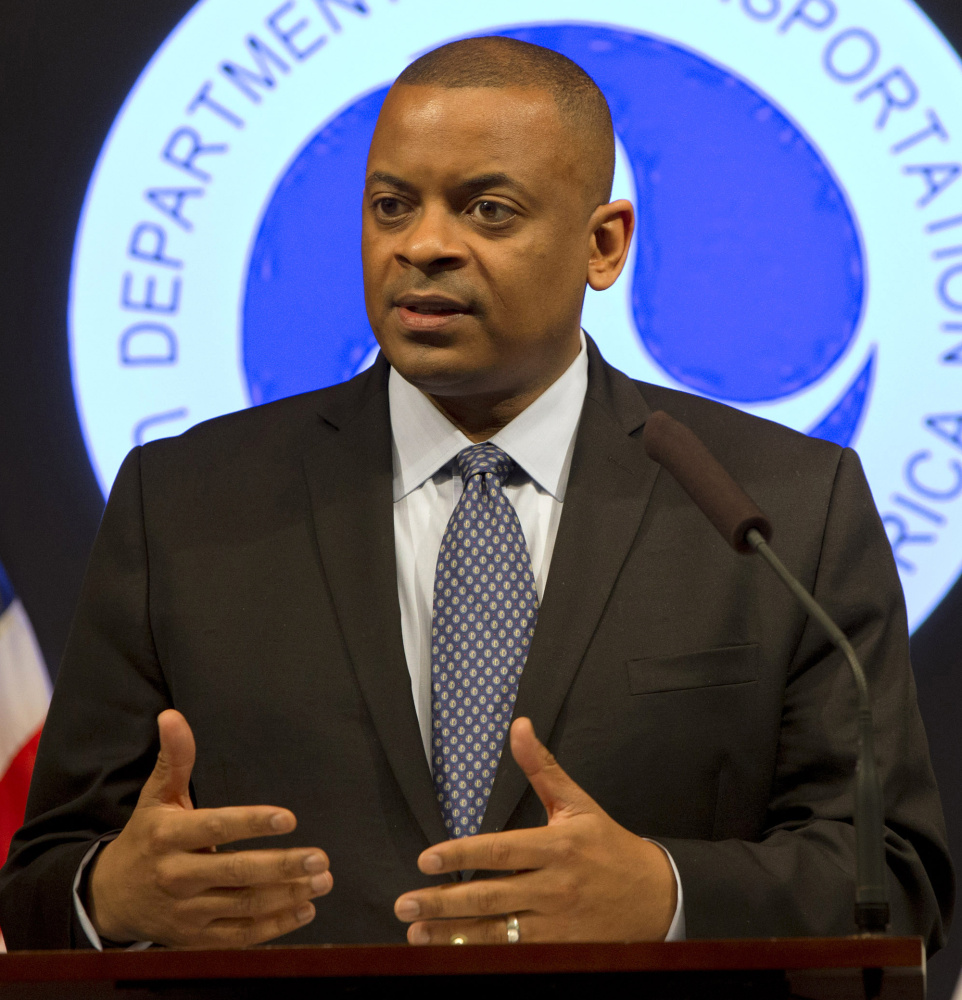 U.S. Transportation Secretary Anthony Foxx is trying to put the brakes on deceptive and dangerous auto industry practices.