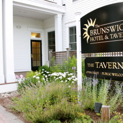 The Brunswick Hotel & Tavern in Brunswick has about roughly 2,600 former guests that a malicious program found on the hotel's computer system may have allowed thieves to steal their payment information.