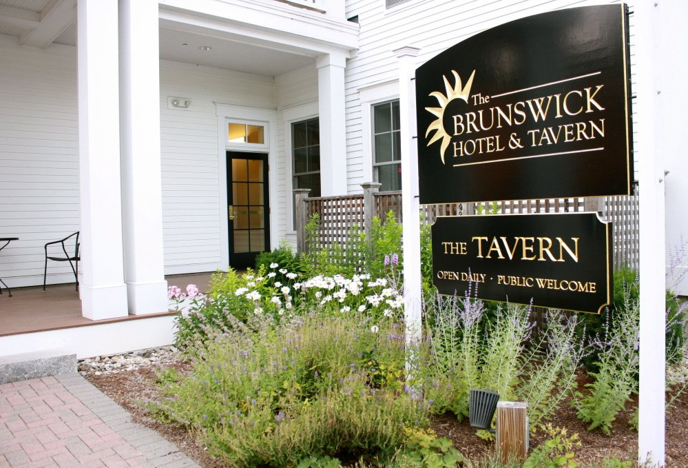 From November to July, customers of the Brunswick Hotel & Tavern may have had their personal information hacked.