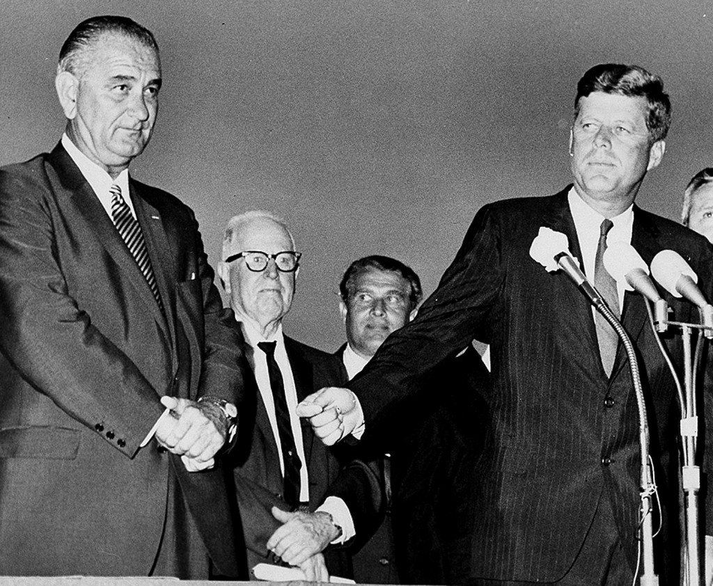 the assassination of president kennedy and the elevation of lyndon johnson Lyndon baines johnson (august 27, 1908 - january 22, 1973), served as the 36th president of the united states from 1963 to 1969 after his service as the vice president of the united states from 1961 to 1963.