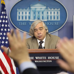 Energy Secretary Ernest Moniz said in a speech Monday that the Energy Department has extensive technical expertise that will help verify whether Iran is complying with its commitment to limit its nuclear program under an international agreement. The Associated Press