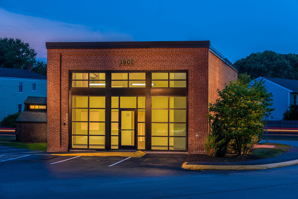 The Maine Academy of Modern Music is moving to this 4,000-square-foot building at 125 Presumpscot St. in Portland.