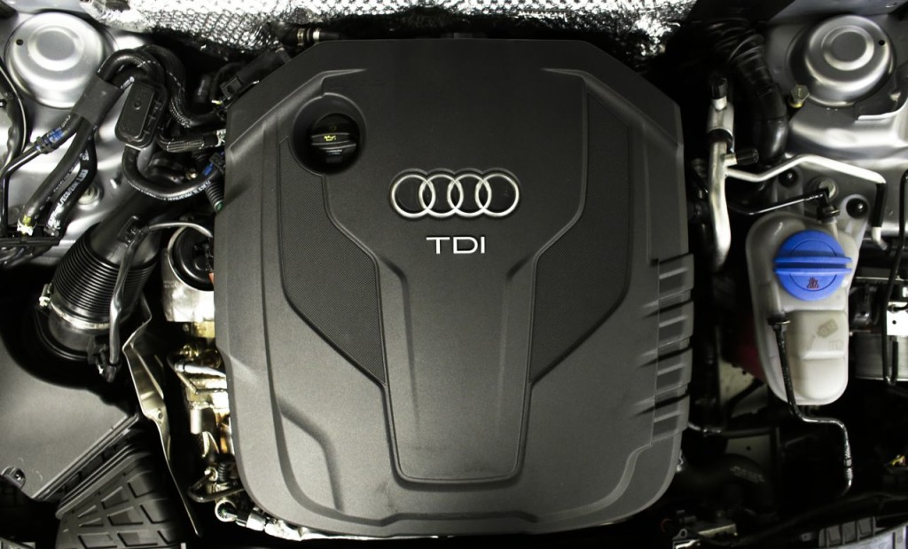 Audi says the engine in question was built into 1.6-liter and 2-liter turbo diesel models in the A1, A3, A4, A6, TT, Q3 and Q5 ranges, according to the news agency dpa. The Associated Press