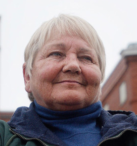 BIDDEFORD, ME - April 3: Joanne Twomey, a former Democratic state representative and Biddeford mayor Friday, April 3, 2015. (Photo by Shawn Patrick Ouellette/Staff Photographer)