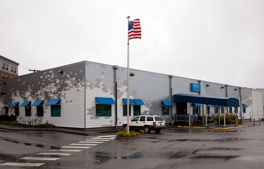 The U.S. Department of Veterans Affairs now operates an outpatient clinic at 144 Fore St. in Portland. Federal plans call for a new facility five times the size somewhere in Portland or South Portland.