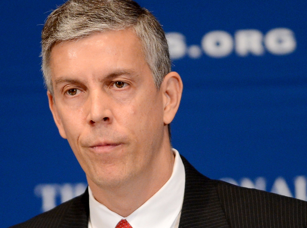 Education Secretary Arne Duncan Steps Down After 7 Years