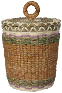 Basket, by Theresa Secord