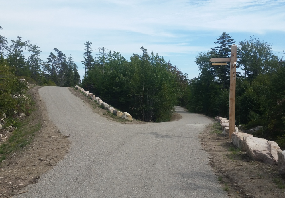 It 39 s worth the trip new campground in acadia offers great for Portland maine bike trails