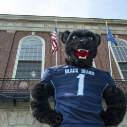 This new University of Maine mascot uniform has ruffled some fur.