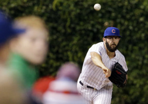 The Chicago Cubs will be counting on Jake Arrieta in their wild-card game against the Pittsburgh Pirates. Arrieta already has defeated the Pirates three times this season.