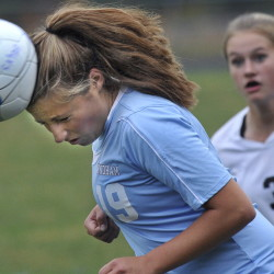 Recent studies show that concussions are more common in soccer than previously thought – particularly in the girls' game. In fact, only football and boys' hockey have higher concussion rates than does girls' soccer.