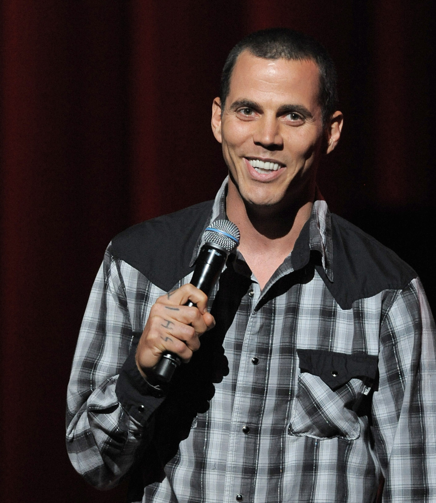 Steve-O will go to jail for creating a false emergency during a protest against Sea World.