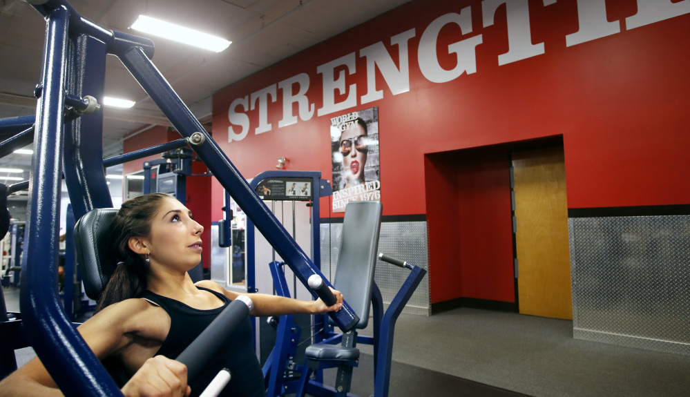 "Antonia Caruso is a cheerleader at Scarborough High, lifts five times a week and recently finished fifth in a body building competition. The 16-year-old junior is also recovering from anorexia. She once weighed 92 pounds and is now ""117 pounds of ripped, dense, jacked muscle."""