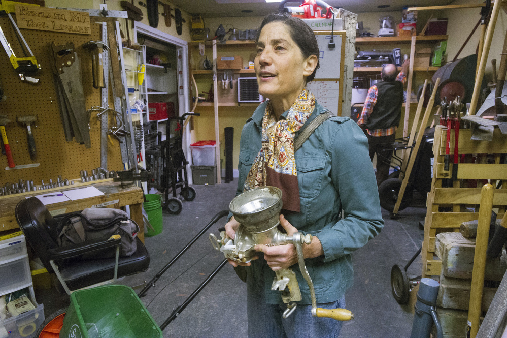 Cooking On Loan: We Visit The Maine Tool Library To See How Kitchen Lending  Works   Portland Press Herald