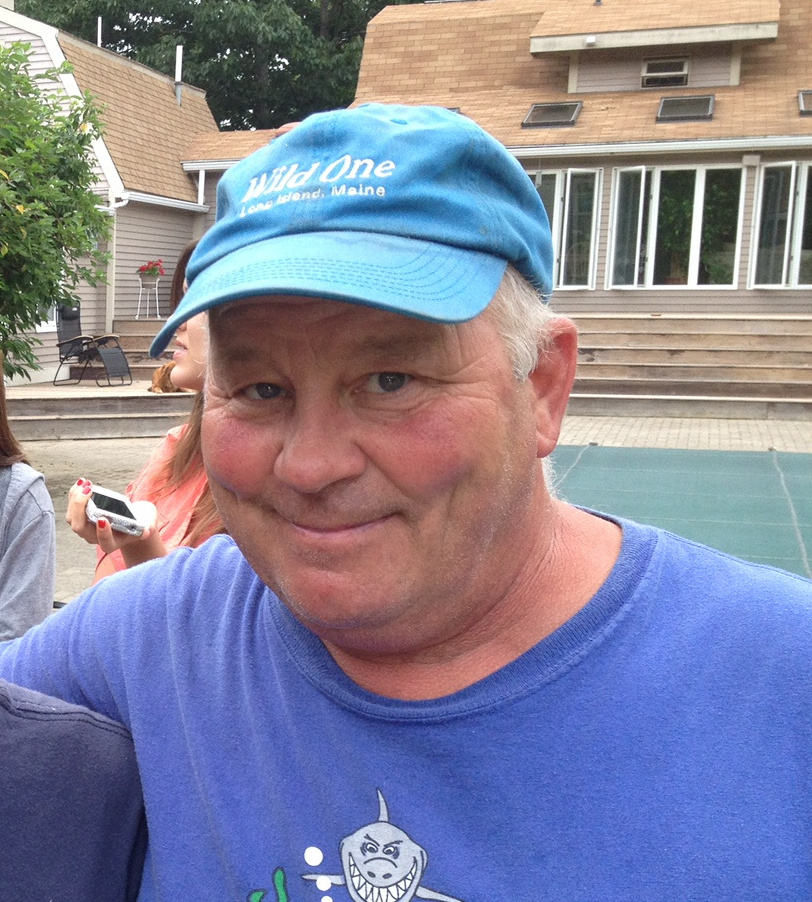 Dennis McGrath, who died Oct. 7 in a diving accident, was remembered as a happy guy with a passion for life.