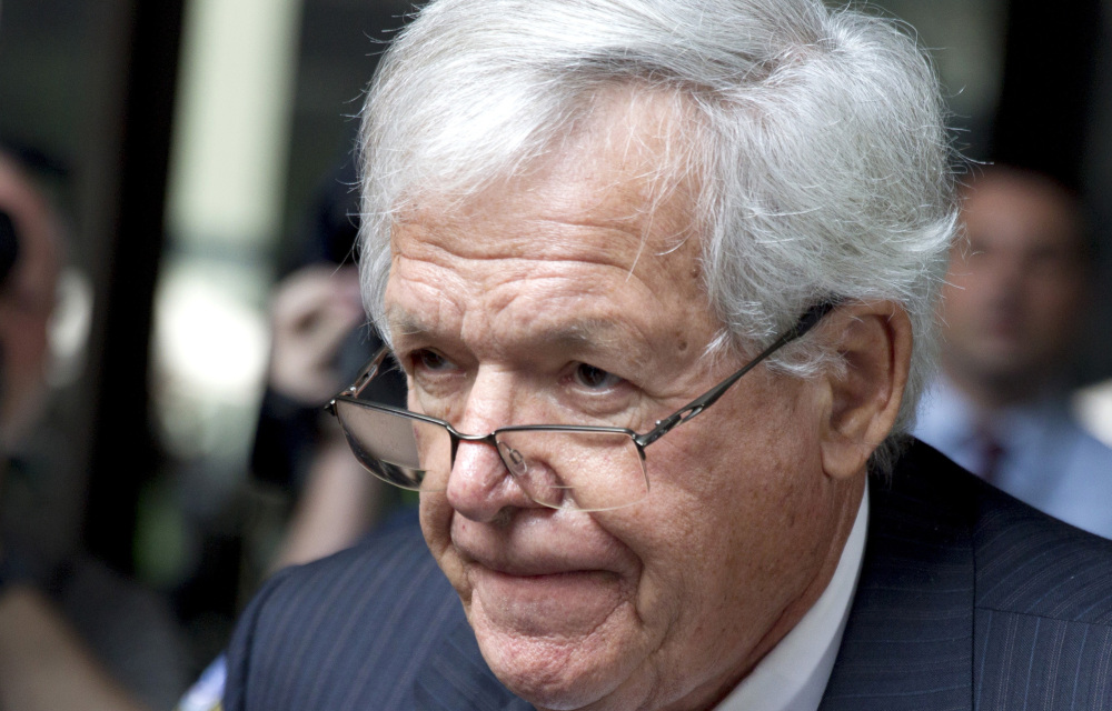 Former House Speaker Dennis Hastert will plead guilty in a deal that would avert a trial and help keep details of the hush-money case secret.