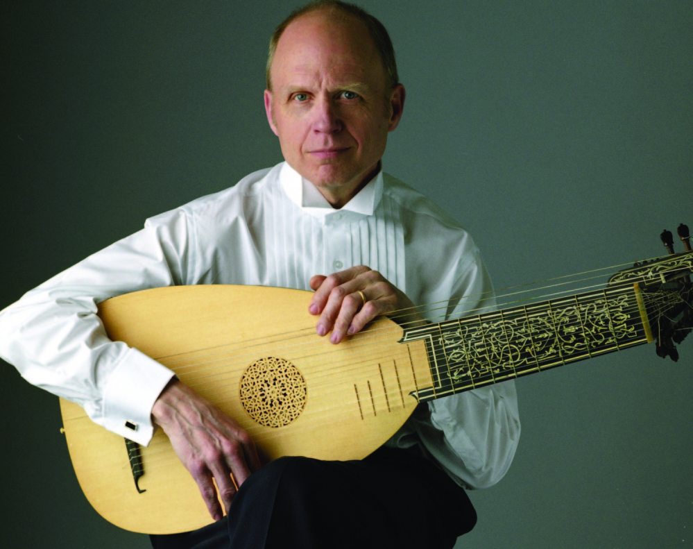 Timothy Burris founded the Portland Early Music Festival.