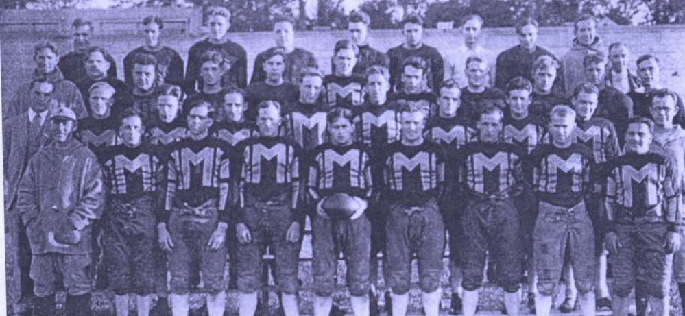 It was back in the day. Way back in the day. It was 1928 and the University of Maine had a winning record, going 4-1-2 with its only loss coming 27-0 at Yale. The Black Bears never beat Yale in eight meetings between 1913 and 1937.