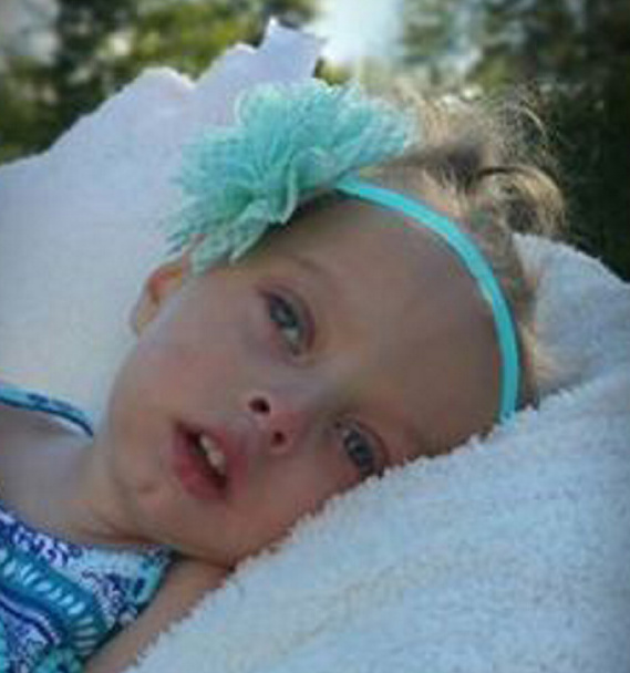 A Facebook page chronicled Addilyn Davis' struggle with Krabbe disease.
