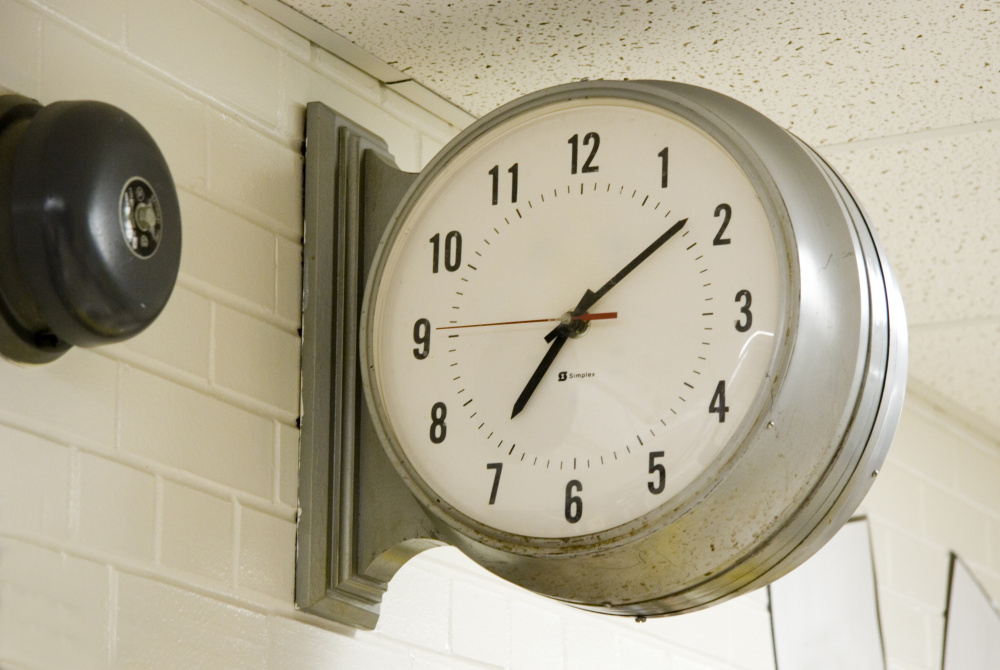Because of their body rhythms, teens don't get tired until later in the day, so just like 7 a.m. can feel like the middle of the night for a teen, 9 p.m. feels like early evening.
