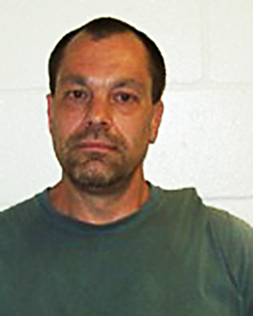 Richard Marin of Bethel. Photo courtesy of Oxford County Sheriff's Office