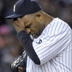 New York Yankees pitcher CC Sabathia is checking into an alcohol rehabilitation center and will miss the postseason. The Associated Press