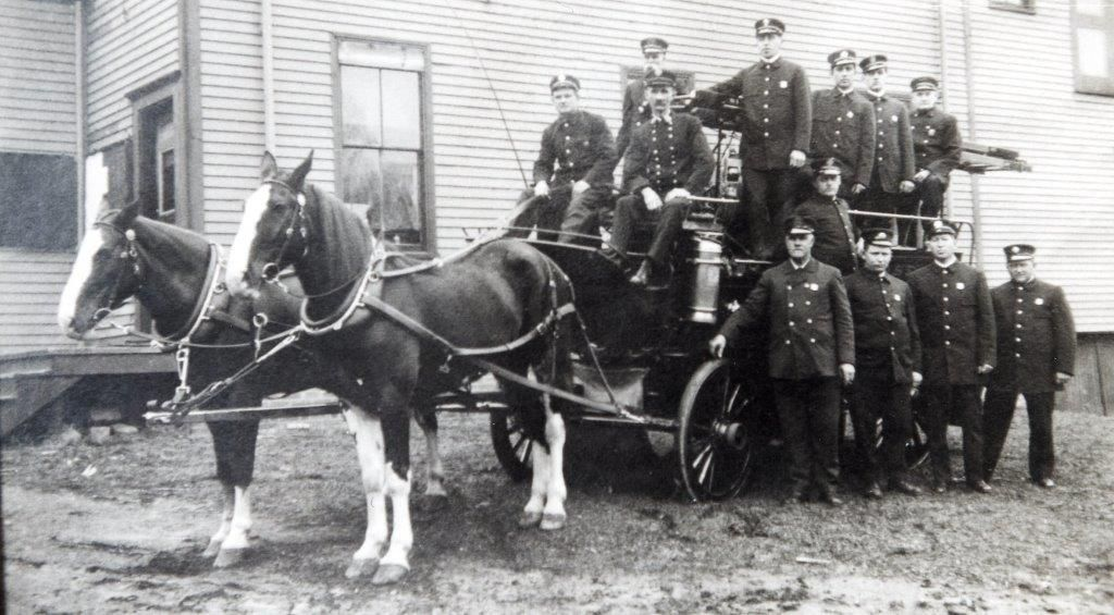 Westbrook Fire Department history at a glance, 1890-2015