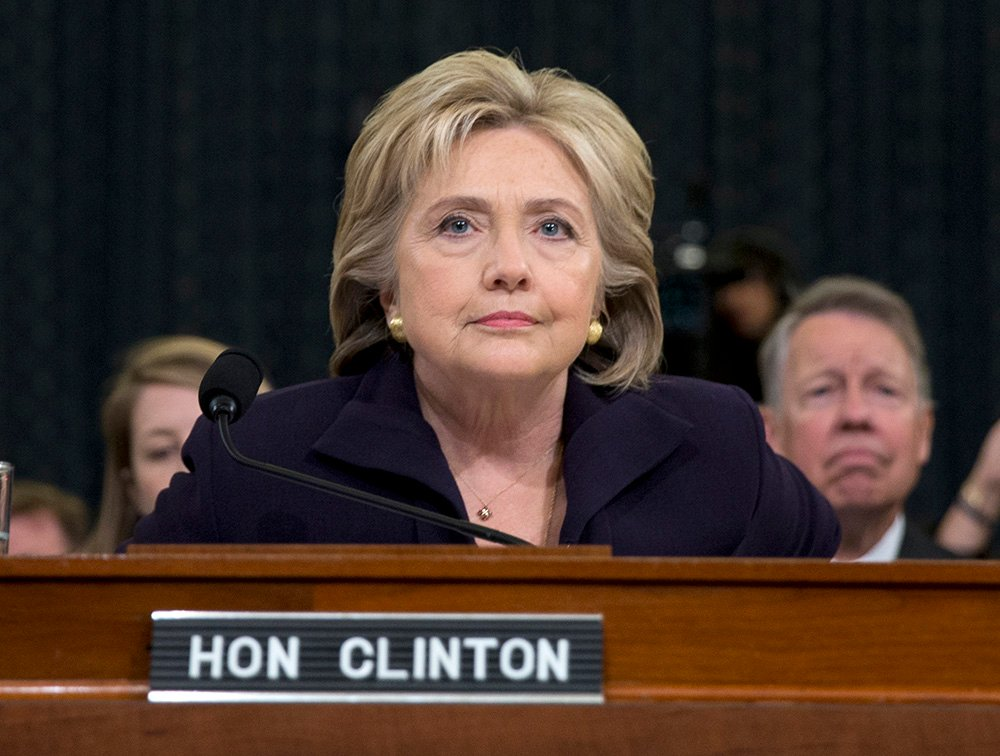 Former Secretary of State Hillary Clinton testifies Thursday before the House Benghazi Committee. The hearing gave her a high-profile platform to show her command of foreign policy while leaving her open to claims that she helped politicize the Benghazi tragedy.