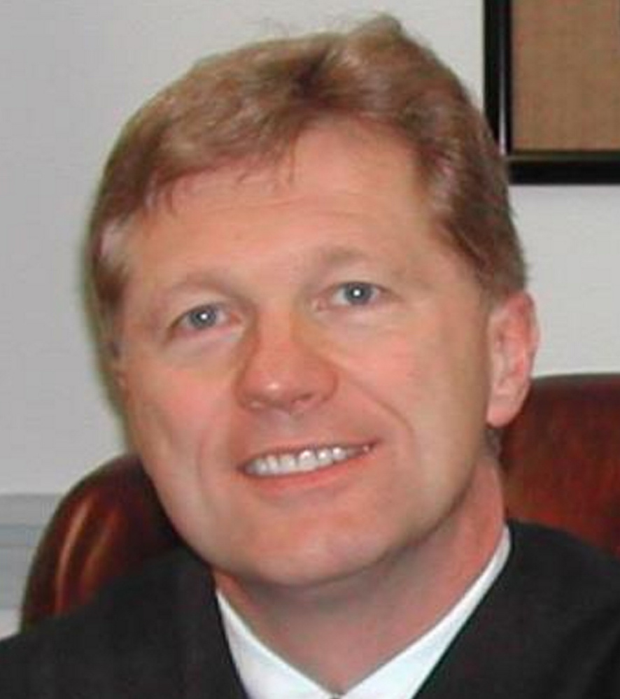 York County Probate Judge Robert M.A. Nadeau is accused of violating five sections of the Maine Judicial Conduct Code.