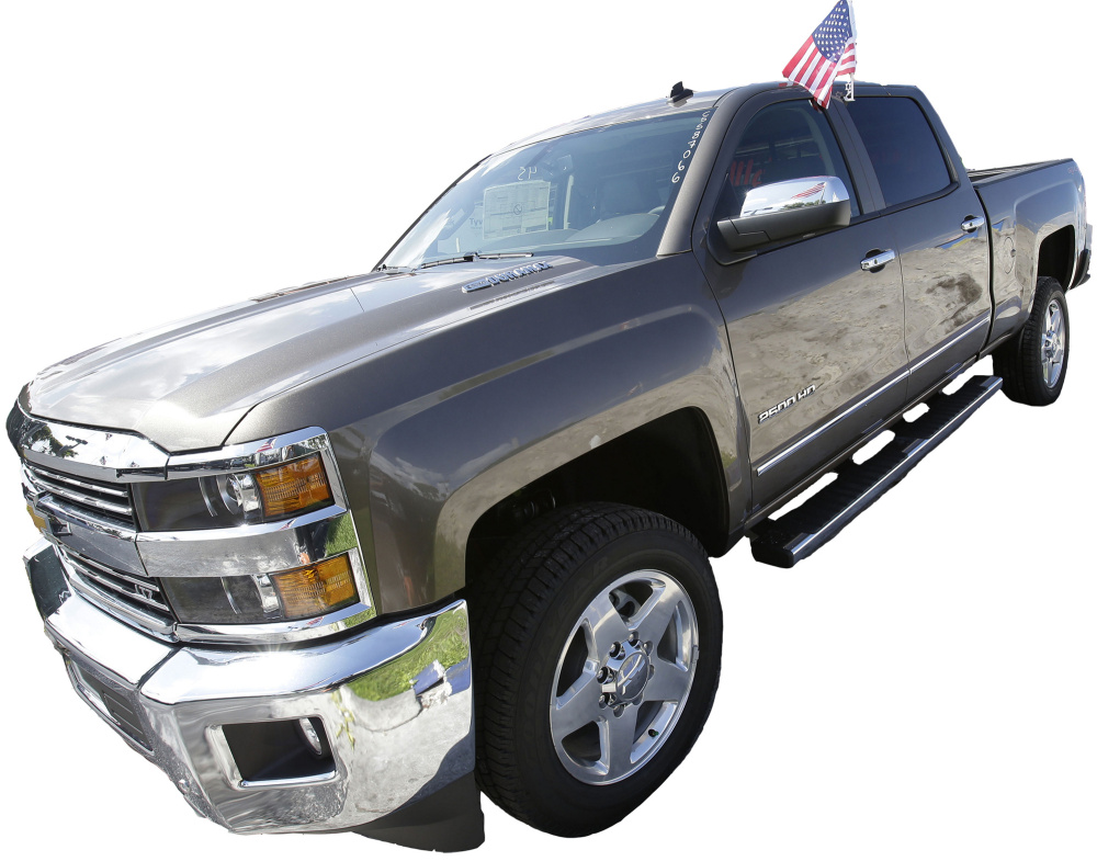 Fueled by trucks, Maine auto sales get revved up in 2015 - Portland ...