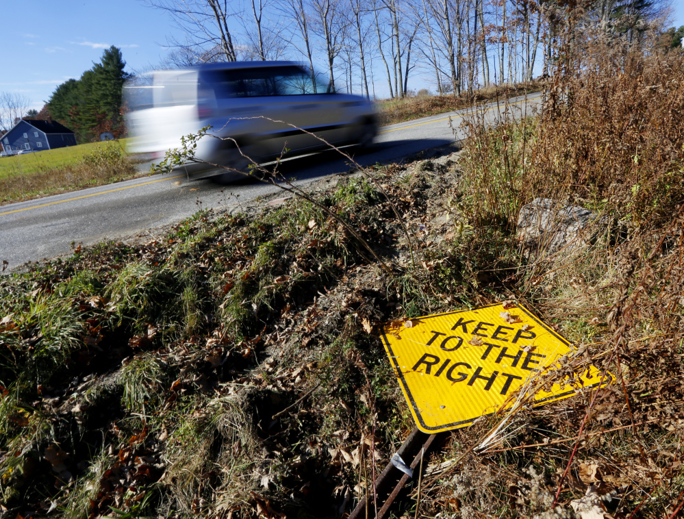 Last week's rollover accident on Turkey Lane in Buxton left one passenger dead and three surviving teenagers with broken bones. A crash report compiled by Buxton police identified the driver as Edward Estey, 17, of Standish.