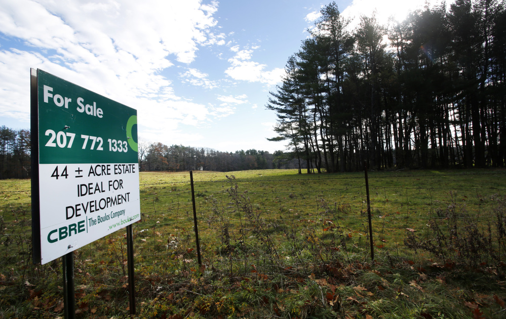 "Camelot Farm may be ""ideal"" for development in a city with limited options for subdivisions."