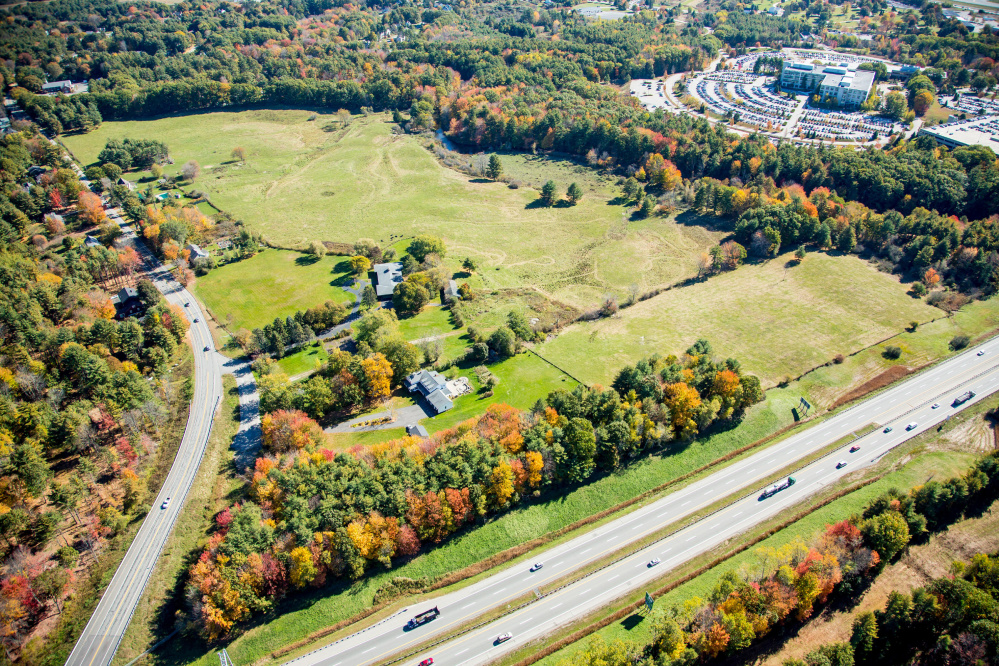 A subdivision at Camelot Farm could easily tap into existing water, sewer and gas lines.