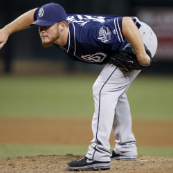 Closer Craig Kimbrel was a four-time All-Star in the National League and his addition lightens the load for Koji Uehara and Junichi Tazawa.