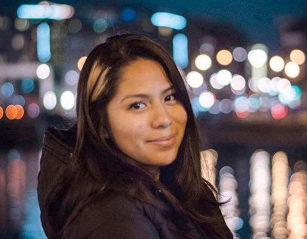 Nohemi Gonzalez, 23, was a senior at California State University.