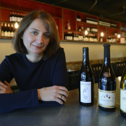 Stella Hernandez, co-owner of Lolita Vinoteca + Asador in Portland, likes Graham Beck Cap Classique Brut Rosé, NV and Lohsa Morellino di Scansano for Thanksgiving.