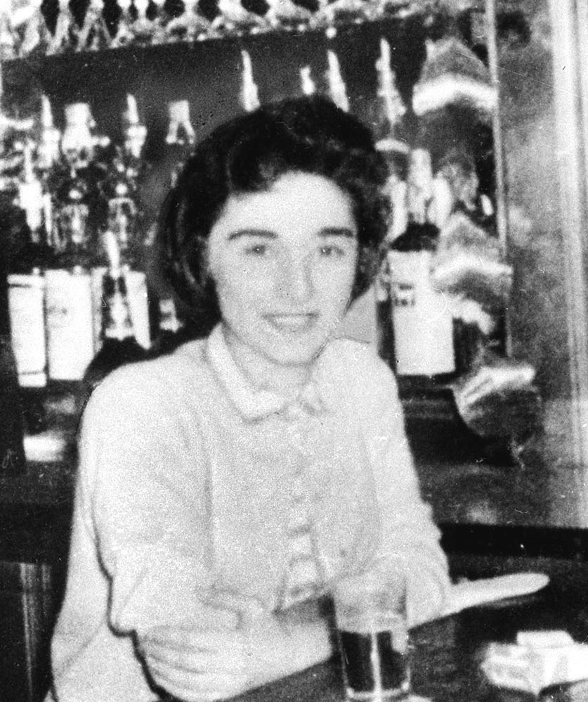 Winston Moseley was convicted of the stabbing of Kitty Genovese, above.