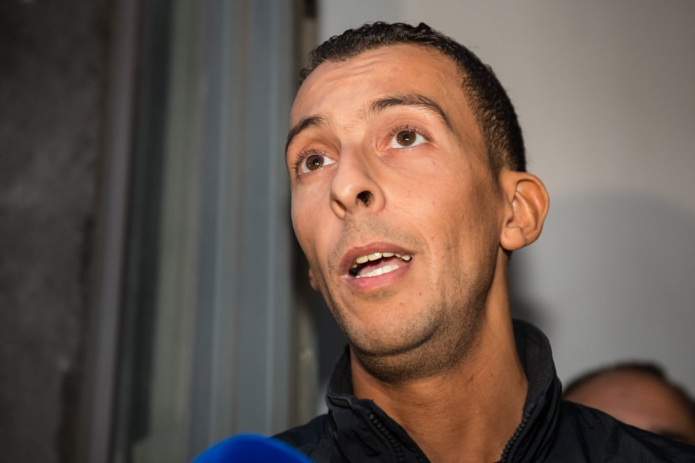 Mohamed Abdeslam says his family is in shock after learning his brother Salah is suspected of planning the terrorist attacks on Paris and his brother Brahim was a suicide bomber.