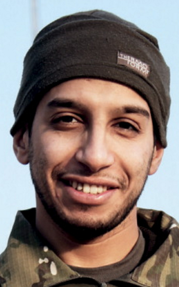 Abdelhamid Abaaoud, the terrorist behind last week's attacks in Paris, was killed in Wednesday's police raid, according to the Paris prosecutor's office.
