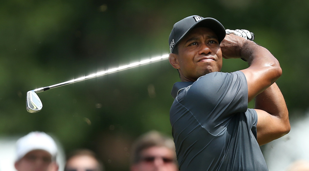 Tiger Woods has played only 20 tournaments in the last two years because of two back surgeries, but he's eyeing a spot as a player on the 2016 U.S. Ryder Cup team – in addition to his just-announced role as vice captain.