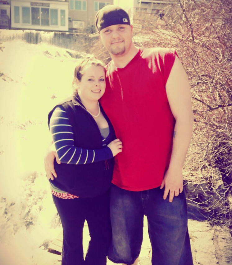 Chelsea Jones, left, and Dylan Grubbs in a Facebook photo.