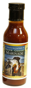 Waterfowl marinades from Silverton Sporting Ranch.