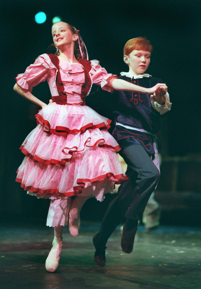 "Portland Ballet performs its ""Victorian Nutcracker"" this season in both Westbrook and Portland."