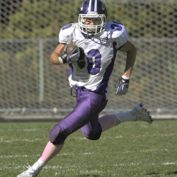 Zach Doyon of Marshwood, according to his coach, is as good as any other back in Class B South. There is, of course, one difference. He's the only one playing for the state title.